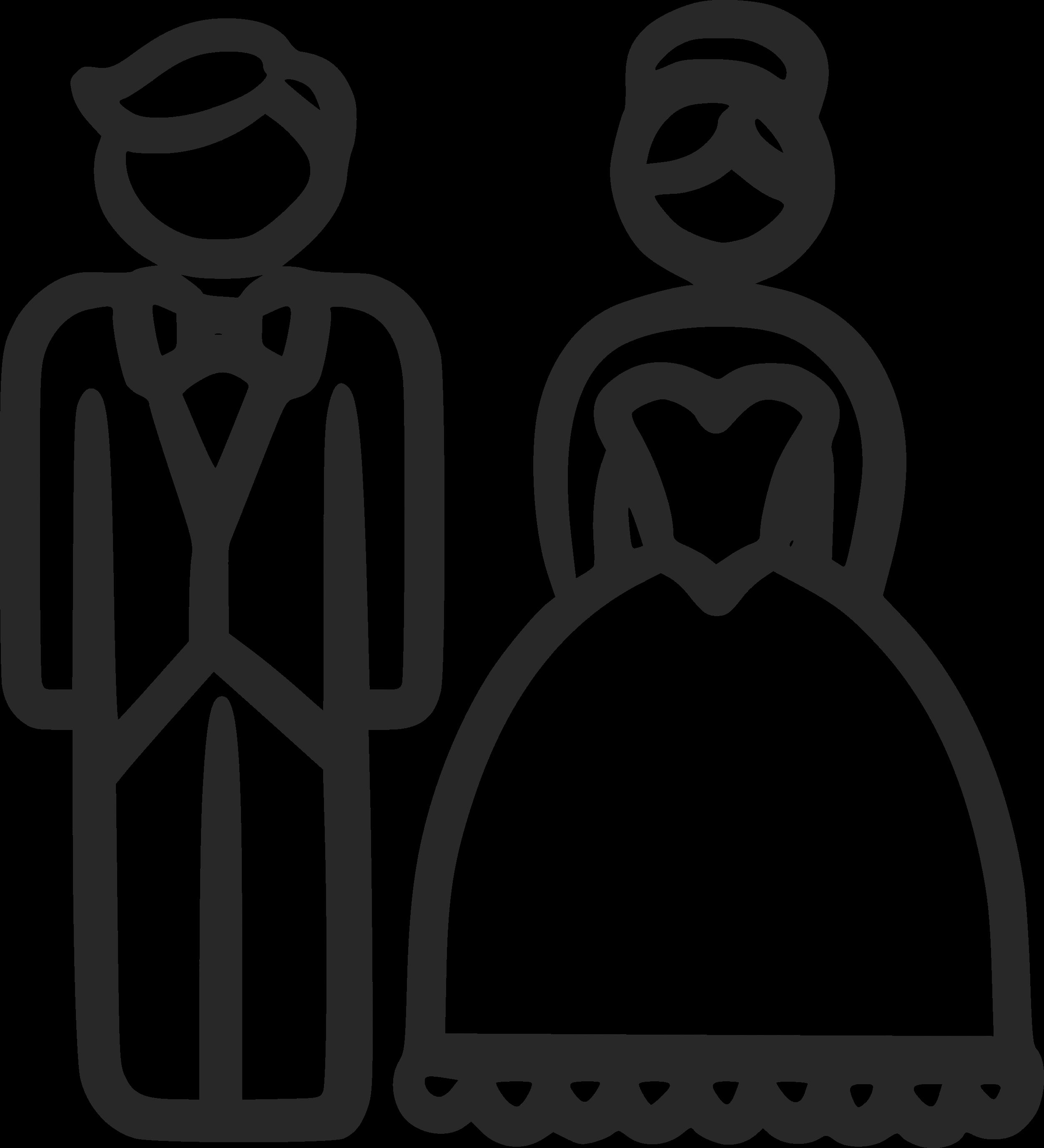Nevesta a ženích
