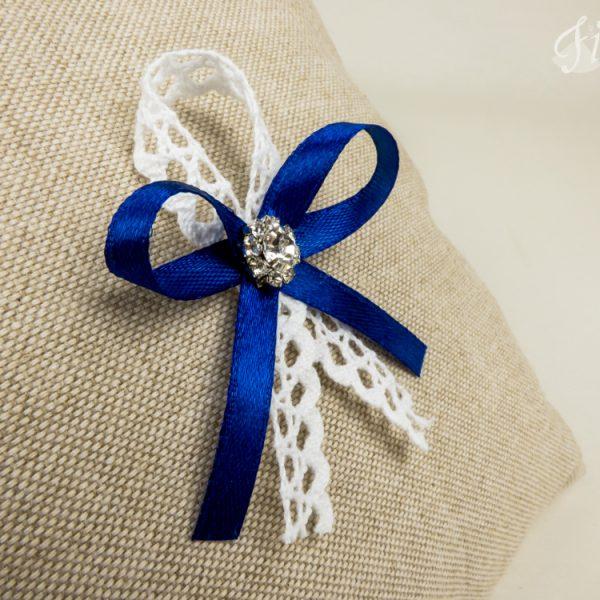 """Svadobné pierka """"Kráľovská modrá"""""""