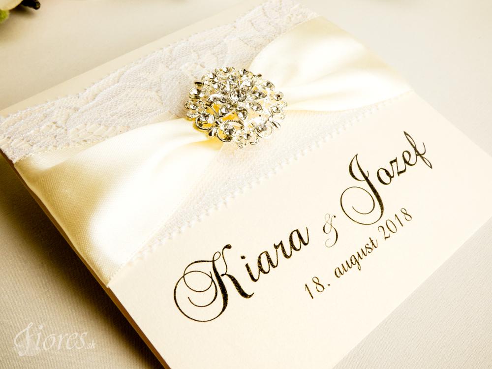 """Svadobné oznámenie """"Kráľovská svadba"""" 4"""