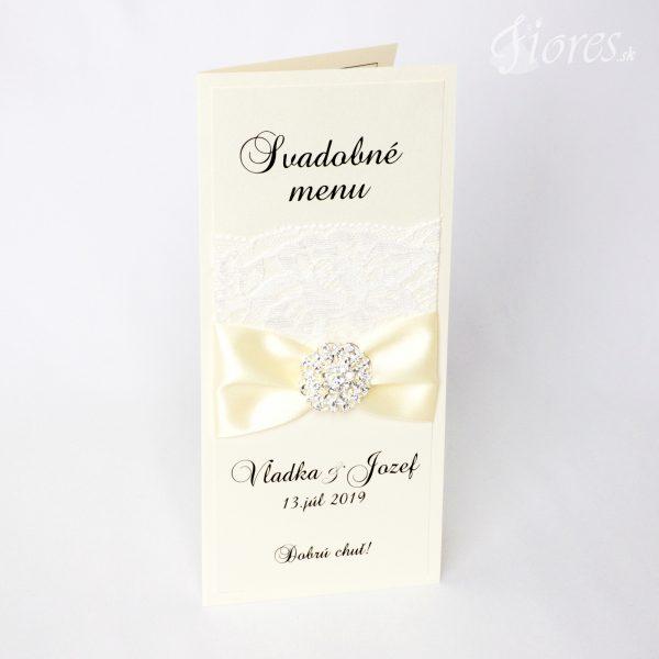"""Svadobné menu """"Kráľovská svadba"""""""